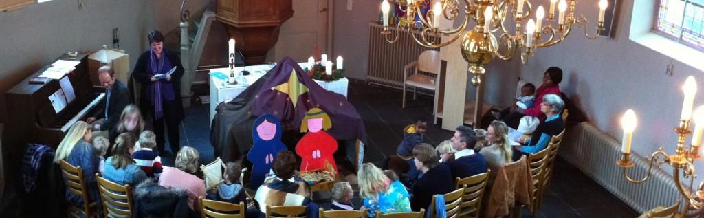 Kerk op Schoot Kerst